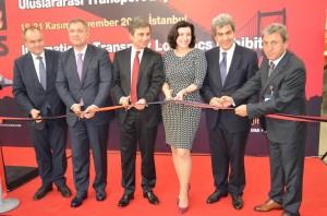 Uluslararası logitrans Transport Lojistik Fuarı